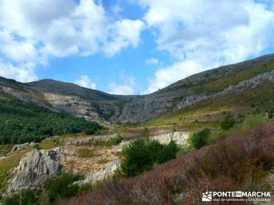 Ocejón - Sierra de Ayllón; caminatas por madrid senderismo sierra norte madrid